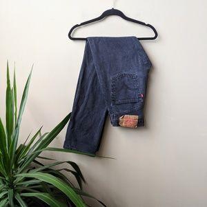 Vintage Levi's 501 Black Button Fly Mom Jeans
